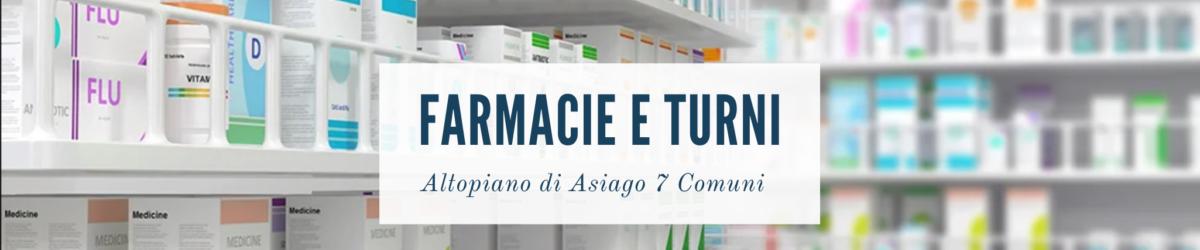 Farmacie Asiago 7 comuni