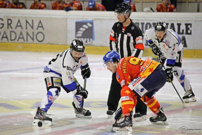 Asiago Hockey Vipiteno Daniel Mantenuto